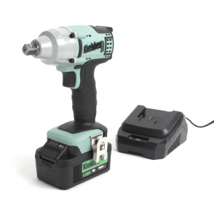 "Kielder KWT-002-03 1/2"" Drive 430Nm Brushless Impact Wrench With 1 4Ah Battery"